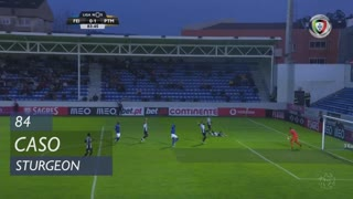 CD Feirense, Caso, Sturgeon aos 84'