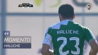 Moreirense FC, Jogada, Halliche aos 44'