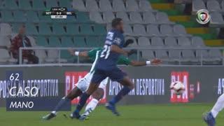 Vitória FC, Caso, Mano aos 62'
