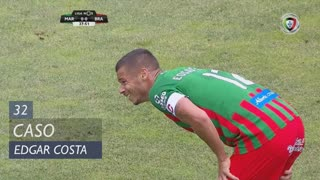 Marítimo M., Caso, Edgar Costa aos 32'