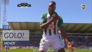GOLO! Vitória FC, Mendy aos 15', GD Chaves 0-2 Vitória FC