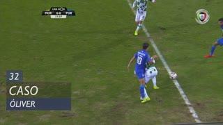 FC Porto, Caso, Óliver aos 32'