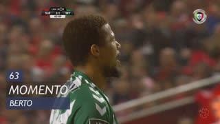 Vitória FC, Jogada, Berto aos 63'