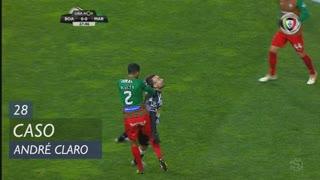 Boavista FC, Caso, André Claro aos 28'