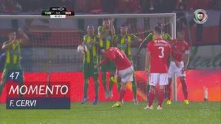 SL Benfica, Jogada, F. Cervi aos 47'