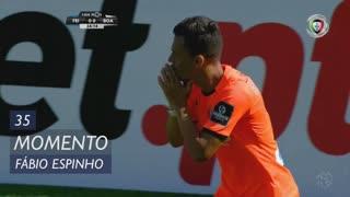 Boavista FC, Jogada, Fábio Espinho aos 35'