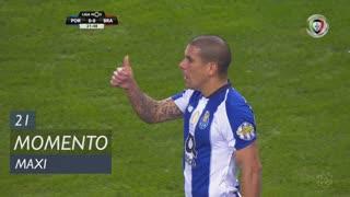 FC Porto, Jogada, Maxi aos 21'