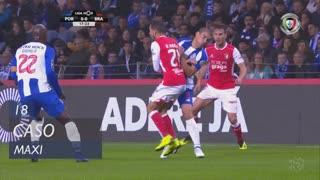 FC Porto, Caso, Maxi aos 18'