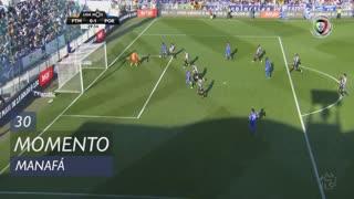 FC Porto, Jogada, Manafá aos 30'
