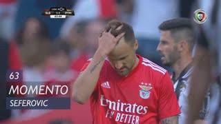 SL Benfica, Jogada, Seferovic aos 63'