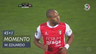 SC Braga, Jogada, Wilson Eduardo aos 45'+1'