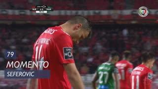 SL Benfica, Jogada, Seferovic aos 79'