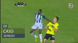 Vitória FC, Caso, Semedo aos 59'
