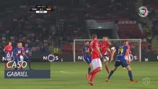 SL Benfica, Caso, Gabriel aos 61'