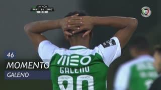 Rio Ave FC, Jogada, Galeno aos 46'