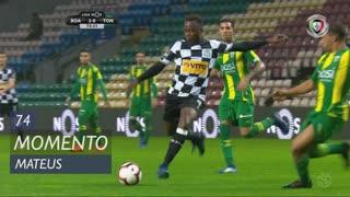 Boavista FC, Jogada, Mateus aos 74'