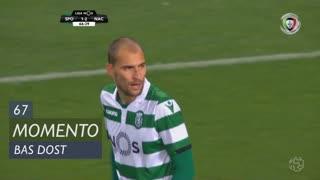 Sporting CP, Jogada, Bas Dost aos 67'