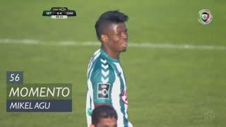 Vitória FC, Jogada, Mikel Agu aos 56'