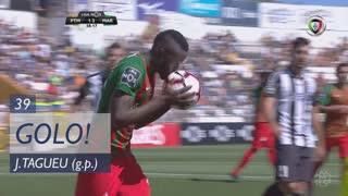 GOLO! Marítimo M., J.Tagueu aos 39', Portimonense 1-2 Marítimo M.