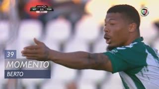 Vitória FC, Jogada, Berto aos 39'
