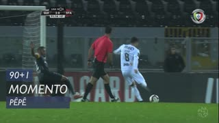 Vitória SC, Jogada, Pêpê aos 90'+1'
