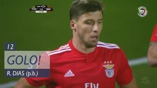 GOLO! Portimonense, Rúben Dias (p.b.) aos 12', Portimonense 1-0 SL Benfica