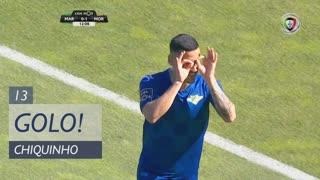 GOLO! Moreirense FC, Chiquinho aos 13', Marítimo M. 0-2 Moreirense FC
