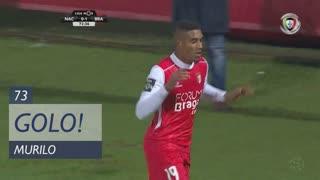 GOLO! SC Braga, Murilo aos 73', CD Nacional 0-2 SC Braga