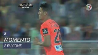 Boavista FC, Jogada, F. Falcone aos 8'
