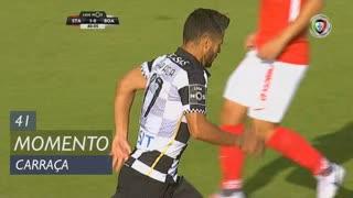Boavista FC, Jogada, Carraça aos 41'