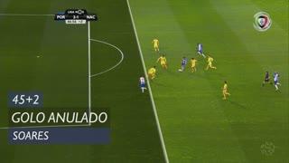 FC Porto, Golo Anulado, Soares aos 45'+2'