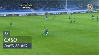 CD Tondela, Caso, David Bruno aos 13'