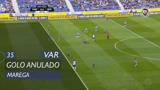 FC Porto, Golo Anulado, Marega aos 35'