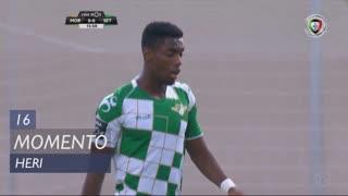 Moreirense FC, Jogada, Heri aos 16'