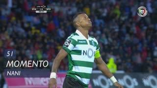 Sporting CP, Jogada, Nani aos 51'