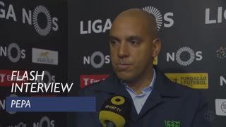 Liga (23ª): Flash Interview Pepa