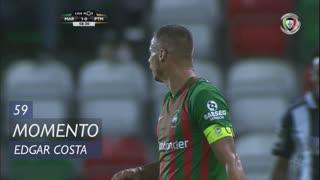 Marítimo M., Jogada, Edgar Costa aos 59'