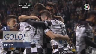 GOLO! Boavista FC, Neris aos 3', Boavista FC 1-0 Sporting CP