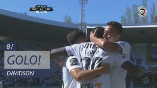 GOLO! Vitória SC, Davidson aos 81', Vitória SC 3-1 Belenenses