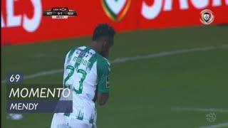 Vitória FC, Jogada, Mendy aos 69'