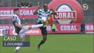 Sporting CP, Caso, S. Doumbia aos 13'