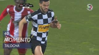 Boavista FC, Jogada, Talocha aos 40'
