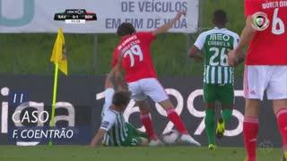 Rio Ave FC, Caso, Fábio Coentrão aos 11'