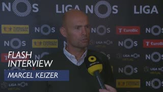 Liga (34ª): Flash Interview Marcel Keizer