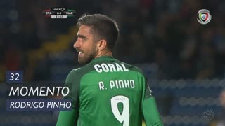 Marítimo M., Jogada, Rodrigo Pinho aos 32'