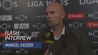 Liga (30ª): Flash Interview Marcel Keizer