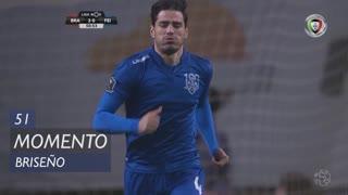 CD Feirense, Jogada, Briseño aos 51'