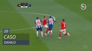 FC Porto, Caso, Danilo aos 20'
