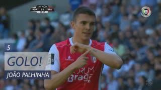 GOLO! SC Braga, João Palhinha aos 5', Boavista FC 0-1 SC Braga