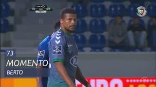 Vitória FC, Jogada, Berto aos 73'